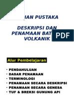 petrologi-7 Khusus Batuan Volkanik.ppt