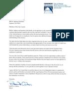 2015 12 11 Council Response