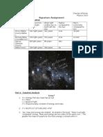 signature assignment - physics 1010