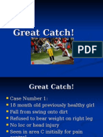 great catch
