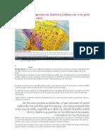 El Clima de Negocios en América Latina Cae a Su Peor Nivel en Cinco Años