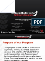 health path presentation