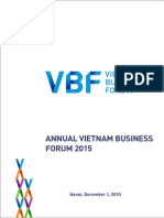 Annual Vbf 2015 Short Report Eng