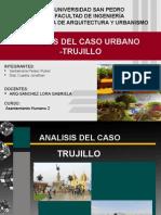 ANALISIS DEL CASO URBANO -TRUJILLO