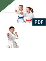 Karate Gif