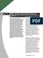 A Reforma de 2007 Do Sistema Público de Pensões Em Portugal - Uma Análise Crítica Das Escolhas Normativas Implícitas