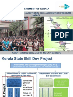 Supporting  Kerala's Additional  Skill  Acquisition Program(ASAP) in Post-Basic Education