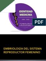 EMBRIOLOGIA+DEL+APARATO+FEMENINO
