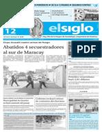 Edicion Impresa El Siglo 12-12-2015