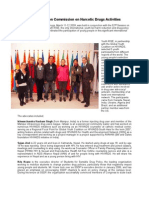 Report-back on the 52 Session of the CND 2009
