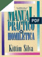 Kittim Silva - Manual Practico de Homiletica