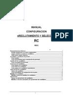 Sap HR8-Reclutamiento y Selección[1]