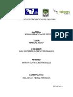 Manual Nmap
