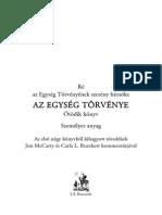 Az Egység Törvénye, Ötödik Könyv (the Law of One, The Ra Material)