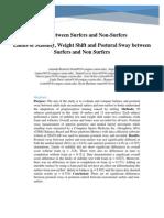 biomechanics research paper final