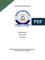 Saddam Research Methodology1