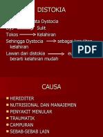 DISTOKIA