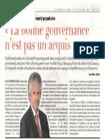 Amédée Darga au Parlement Populaire