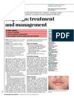 Impetigo Treatment and Management