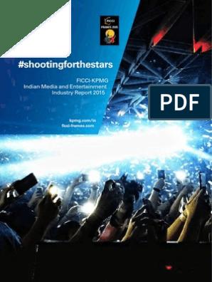 FICCI-KPMG_2015 pdf   Television   Mass Media