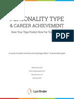 PersonalityType-CareerAchievementStudy