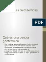 Centrales Geotérmicas Completo