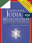 Respuesta Judia a Los Misioneros