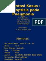 [Paru] Preskas Pneumonia