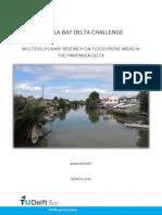Manila Bay Delta Challenge Main Report Website