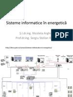 Sisteme informatice in Energetica