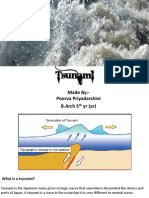 Tsunami by Poorva Priyadarshini