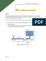 Assignment-Fluid Mechanics