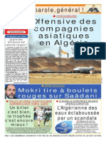 Journal Le Soir d Algerie 12.12.2015