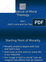 The Nature of Moral Theology