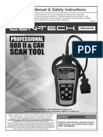Cen-Tech (Harbor Freight) Scan Tool - 60794