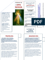 Lapbook de La Divina Misericordia