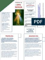 Lapbook de La Divina Misericordia