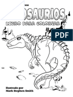 Dinosaurios Libro Para Colorear (Spanish) - Parte 1.pdf