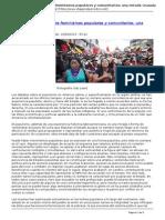 Periodico Diagonal - El Pueblo Feminista y Los Feminismos Populares y Comunitarios Una Mirada Cruzada - 2015-10-06