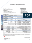 Scotchshield Ultra S600 WFM Tech Data Sheet 10-7-14