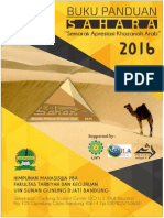Panduan Sahara 2016