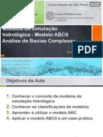 Aula 23_Modelos de Simulação Hidrológica-2015