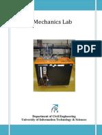 Fluid Mechanics Lab_UITS