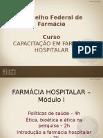 Módulo 1 - curso de farmacia hospitalar.ppt