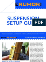 Bikerumor Suspension Setup Guide