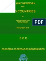 RAILWAY NETWORK AND ECO COUNTRIES