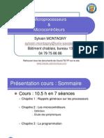 Cours - Microprocesseurs et Microcontroleurs - internet.pdf