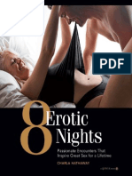 8 Erotic Nights - Passionate Encounters That Inspire Great Sex for a Lifetime by Charla Hathaway
