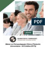 Master Psicopedagogia Clinica