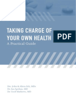 Taking Charge of Your Own Healthcare